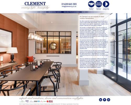 Clement Windows 1