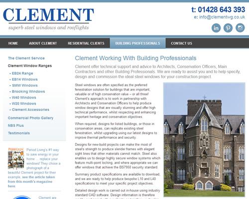 Clement Windows 3
