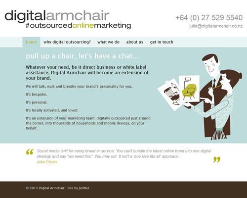 Digital Armchair 1