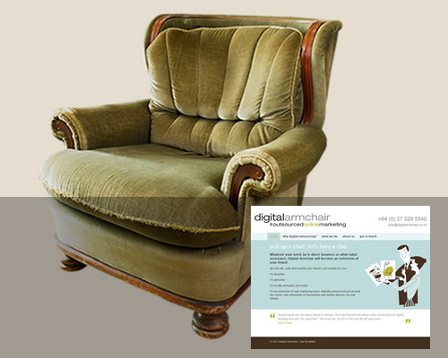 Digital Armchair