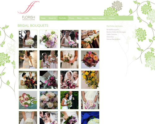 Florish Wedding Flowers
