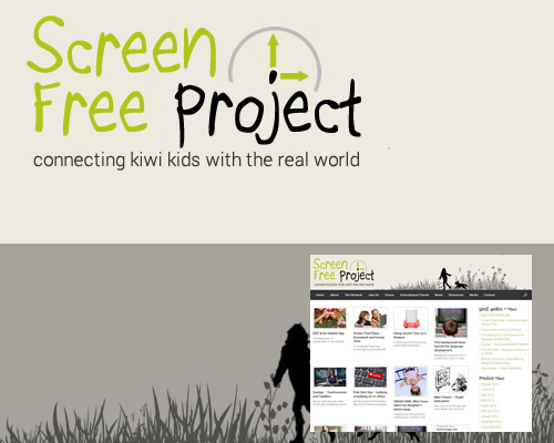 Screen Free Project