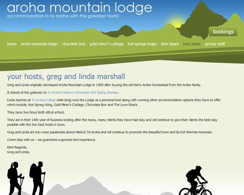 Te Aroha Mountain Lodge