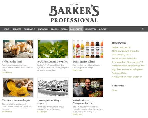 Barker's Professional
